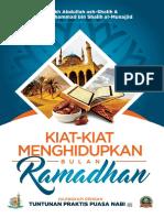 Panduan Ramadhan Al-Sofwa 1438 H.