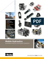 Parker Mobile Hydraulics - HY02-8023-UK