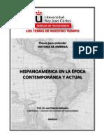 2017 Hispanoamérica en La Época Contemporánea y Actual