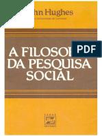 A Filosofia da Pesquisa Social - J. Hugues.pdf