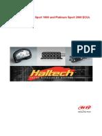 275 Aim Haltech Ps Series 100 Eng
