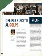 Del Plebiscito Al Golpe- A v Persello
