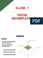 CLASE 7 Vistas Incompletas