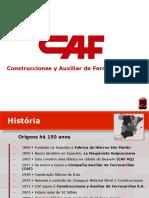 Apresentação CAF