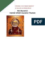 Sfantul Sfintit Mucenic Filumen
