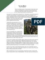 Inca Trail Article