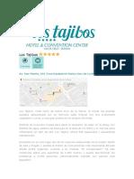 Los Tajibos