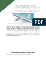 Aplicación de La Ecuación de Bernoulli en Aviones (1)