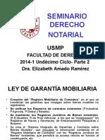 SEMINARIO DERECHO NOTARIAL USMP 2014-1 PARTE 2 (1).ppt