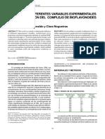 Complejo de Bioflabonoides Composicion