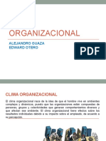 Exposicion Clima Organizacional