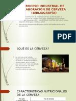 Proceso Industrial de la elaboración de la Cerveza.pptx