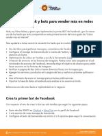 Como usar los  bot de Facebook