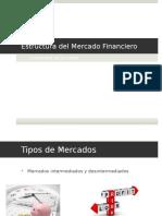 Estructura Del Mercado Financiero