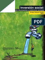 Inversion Social Evaluacion Impacto