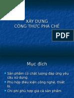 2. Cong thuc pha che