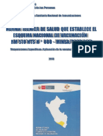Ministerio Salud PERU