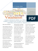 Data Visualisation Handout