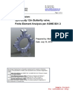 KEY-026 Butterfly Valve 12in-Discussion