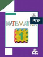Matemática 1º Básico-Cuaderno de Trabajo 1