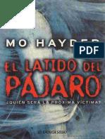 El Latido Del Pajaro - Mo Hayder