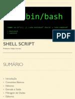 Shell Script - Aula