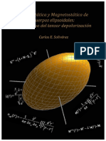 Formalismo tensor depolarización 1ª edición