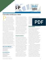 2014 - Cannabis y Dolor, IASP - Ware y Col