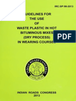 IRC SP 98 2013 Waste Plastic Dry Process.pdf