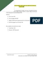 Tutorial:crear un formulario Web con ASP NET en Visual Studio 2008