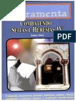 Combatendo Seitas e Heresias IV-Édino Melo - FERRAMENTA