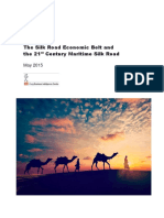 The Silk Road Economic Belt and 21st Century Maritime Silk Road MAY 15.pdf