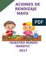Situaciones de Aprendizaje Mayo (Autoguardado) (Autoguardado)
