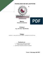 Balanceo de Rotores y Elementos Rotativos