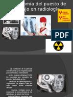 Ergonomía Del Puesto de Trabajo en Radiología (1)