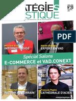 Stratégies Logistique Set 2013