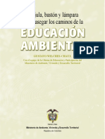 Educacion Ambiental Gustavo Wilches-chaux