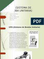 Ups (Sistema de Bomba Unitaria)
