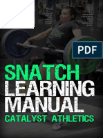 Snatch Learning Manual