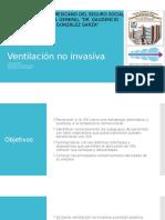 Ventilación mecánica no invasivaII