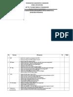 3.1.4.2 Instrumen Audit Internal