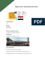Serrato y Mendoza - 5 Sitios Arqueologicos