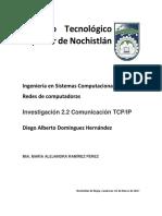 Comunicación TCP/IP