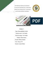 Excel 2010 - Auditoría de Fórmulas