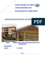 Pdc Chongos Alto 2017 YESI
