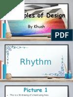 principles of design final