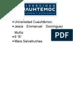 Maras Salvatruchas