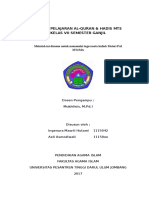 Materi Quran Hadis MTs Kelas VII Smt Ganjil-Kls 4A_REV01