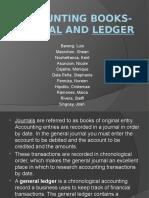 Journal and Ledger