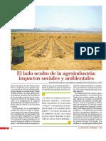 El Lado Oculto de La Agroindustria